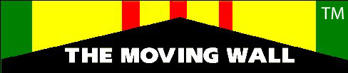 The Moving Wall Logo